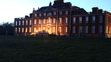 Visitors can experience the the beauty of Wimpole Hall after hours.