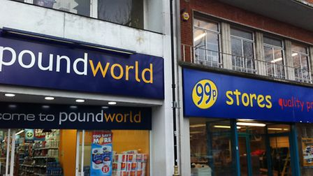 The new Poundland will open on Saturday morning