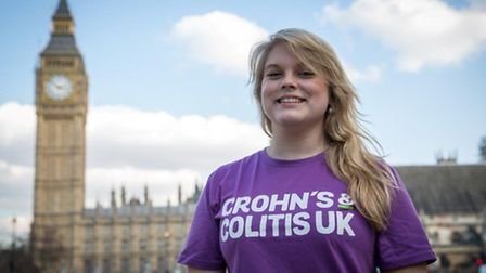 The treatment of Crohn's and Colitis sufferers in England was debated at Westminster. Picutre from l