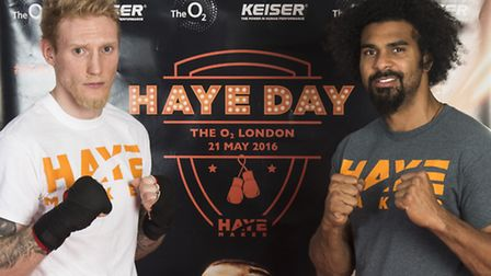 London Colney's Ollie Pattison will fight on the undercard at David Haye's next fight at the O2 Aren