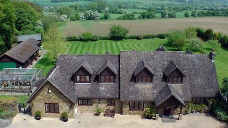 A property in Gustard Wood, backing onto glorious Hertfordshire countryside