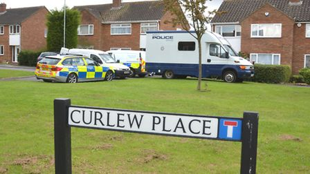 Curlew Place, St Neots,
