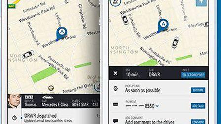 The new app St Albans Drivr has been likened to Uber
