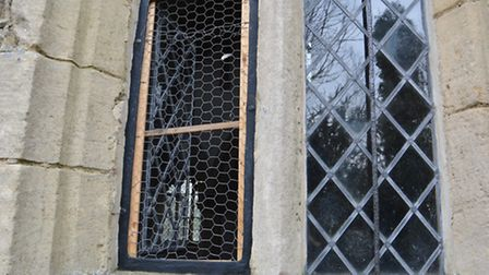 Church of St. Swithin, Old Weston, lead theft,