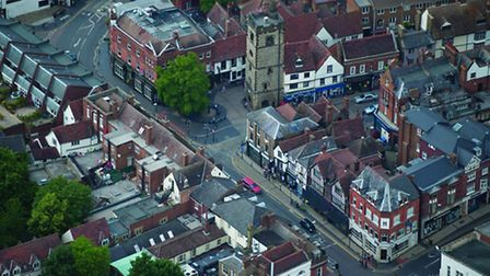 Could St Albans get its own Monopoly board? It's up to you! Photo courtesy of Jason Hawkes