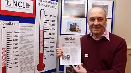 Paul Harris, has a charity, Uncle, which raises money for two Nepalese orphanages, and one was damag