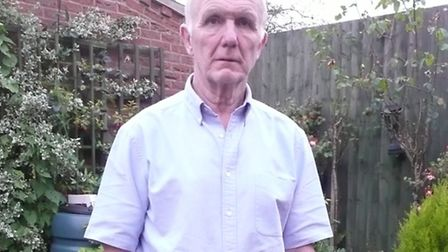 Fred Minall, 74, formerly of Wheathampstead, served on destroyers with the Royal Navy, and has been