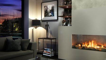 Ethanol Fire, from £9,474, available from Chesneys (PA Photo/Handout)