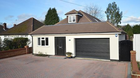 Situated towards the end of this highly sought-after and respected cul-de-sac