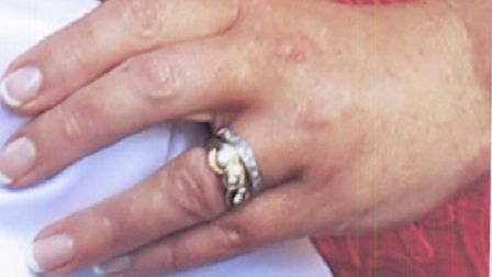 Have you seen these rings? They were stolen from a home in Park Street