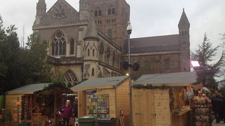 The St Albans Christmas Market lost money once again