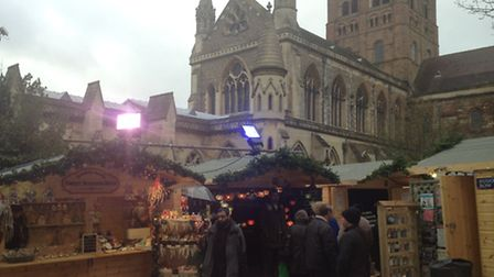 Despite losses for three years in a row the St Albans Christmas Market will open again this year