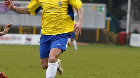 Charlie Macdonald scored a first half hat-trick as St Albans earned a first win under manager Ian Al