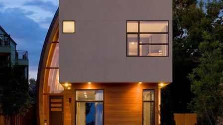 Uniquely designed houses exist all over the world - some right on our St Albans doorstep