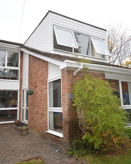 4 bedroom House – detached for sale in Hyburn Close, Bricket Wood