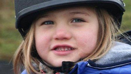 Peter is fundraising for his three-year-old granddaughter Emily, who has Rett Syndrome