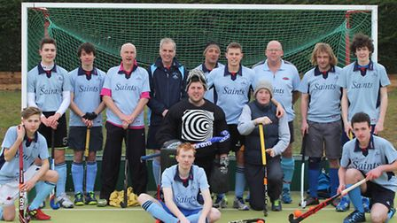 St Neots Men's 2nds completed an unbeaten season in Division Five North-West of the East Men's Leagu