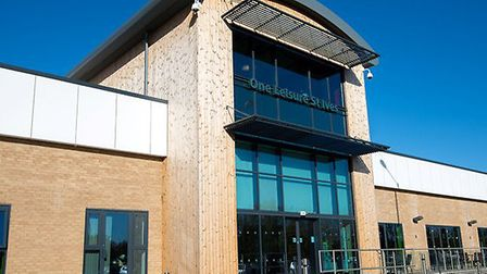 One Leisure St Ives is the largest site which benefitted from a £4.3 million redevelopment