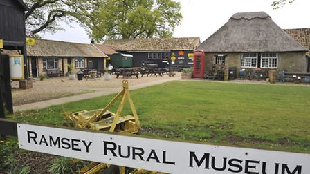 Thieves stole rare antique boards from Ramsey Rural Museum