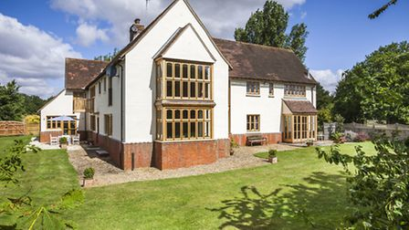Home of the week, Ayot Chase