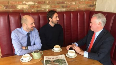 The social side of business - Jack & Tom Smith, with Adam Golder