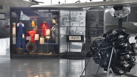 General view of the American Air Museum at IWM Duxford, prior to the reopening on the 19th March, 20