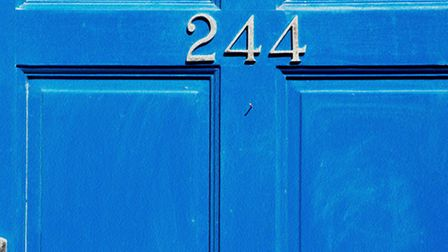 Bright front doors are an eye-catching feature to any home (PA Photo/thinkstockphotos)
