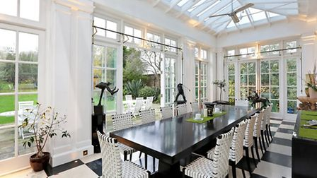 Inside/Out dining