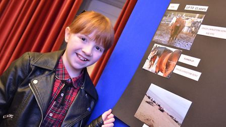 Hunts Post and St Neots Camera Club Photo Competition, Winner of the Junior up to 11 Years, Gracie L
