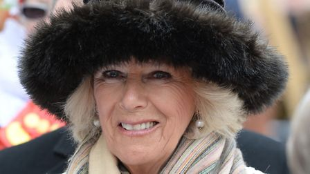 The Duchess of Cornwall, going about her business (Photo: John Stillwell/PA Wire)