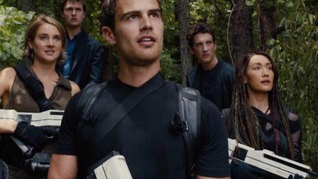 Teen action drama The Divergent Series: Allegiant is the third instalment in the series