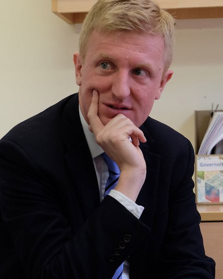Hertsmere MP Oliver Dowden voted to cut ESA from £103 to £73