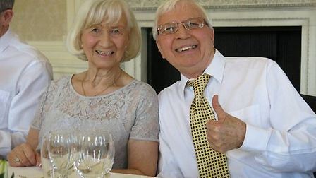 Joan and Jack Bannister