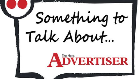 The Herts Advertiser has teamed up with the OLLIE foundation for our 'Something to Talk About...' ca