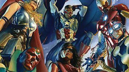 All-New All-Different Avengers: The Magnificent Seven