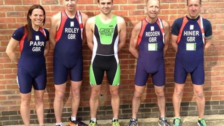 St Neots NiceTri members who are competing in the European Duathlon Championships this weekend are,