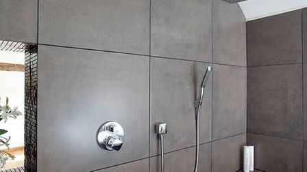 Does modern showering do it for you?