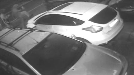 CCTV images from Lower Luton Road, Batford