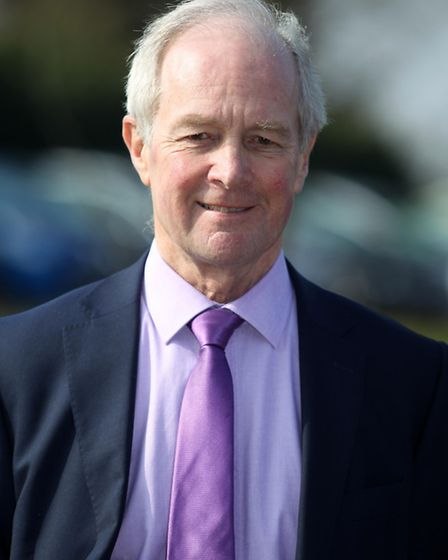 Peter Lilley has resigned as patron of Herts Aid