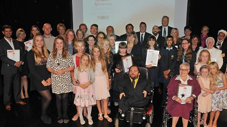 The Herts Advertiser Community Awards 2015 finalists