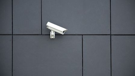 Security cameras on the corner of every home in street? Really?