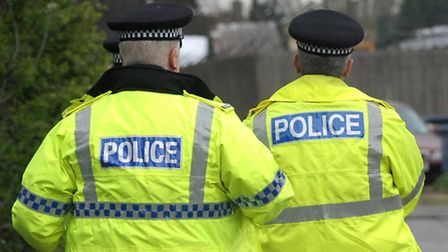 The woman was grabbed by the throat in the Royston attack