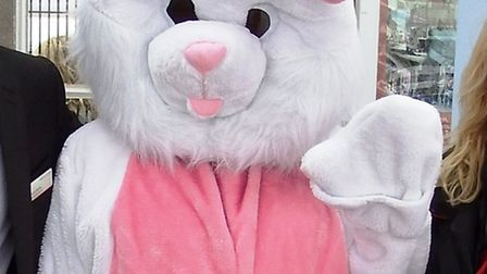There will be free Easter fun in Priory Gardens.