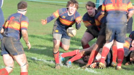 Tabard produced a great performance to beat high-flying Old Haberdashers