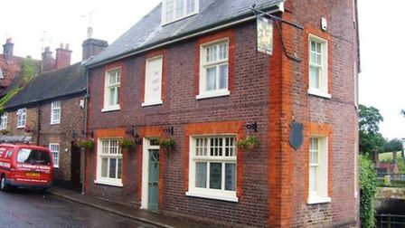 This Markyate property was once an Inn