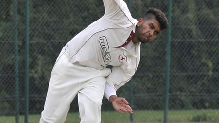 Nikhil Kumpukkal has joined St Ives from Huntingdon & District.