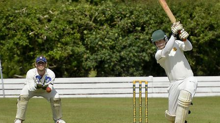 Mark Roberts (batting) is the new captain of Kimbolton.