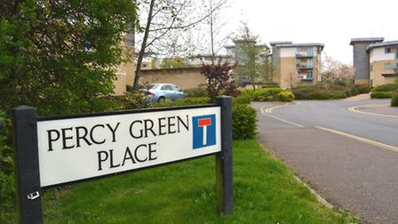 Percy Green Place, Stukeley,