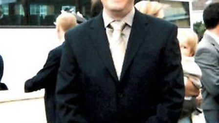 Dedicated family man Kevin Heffernan, who died in a three-car collision on the M25 near London Colne