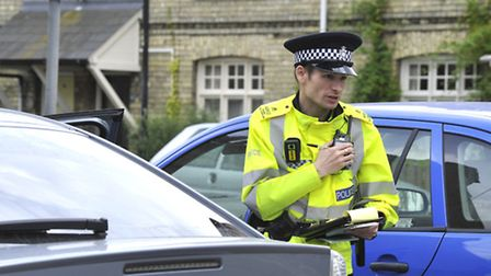Two men have been arrested in connection with a series of vehicle thefts in St Albans